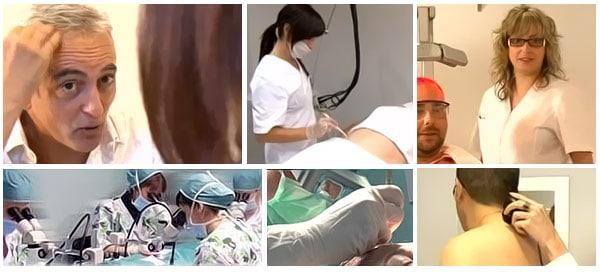 equipo médico instituto capilar