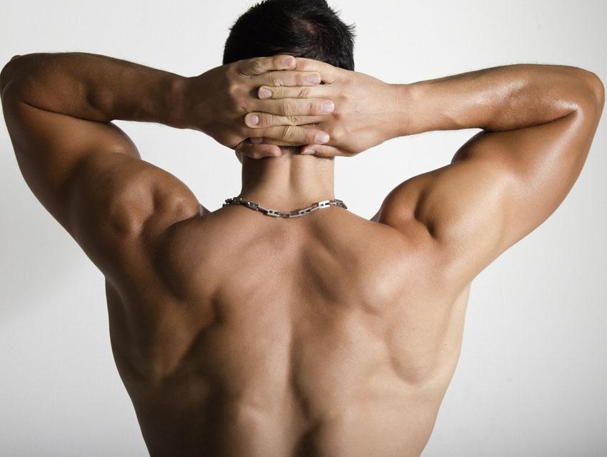 Sesiones depilación láser espalda