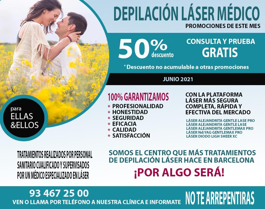 promociones depilación láser